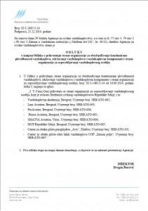 sertifikat crna gora