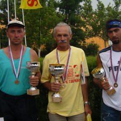 Branko 1.mesto 2004.u Vršscu